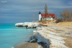 Just March(ing) Along.. Point Betsie Lighthouse