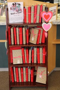 Blind Date with a Book. used books, same price for all