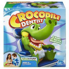Amazon.com: Elefun & Friends Crocodile Dentist Game: Toys & Games