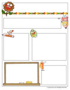 january newsletter template customizable free kindergarten