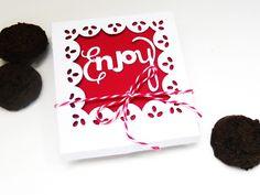 Delightfully Noted: Valentine Treat Box {Silhouette Cameo Project}