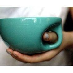 thumb mug!