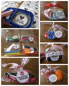 for teachers!  little gifts!
