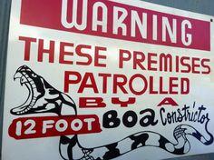 WARNING...............................................Gratitude Treasury от Pat Peters на Etsy