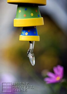 Making this flower pot wind chime was a fun and simple project to do with my kids. I was really looking forward to hanging out with them and painting, and I knew I would also love seeing the wind chime in my gardens, where I had every intention of hanging it, when it was done. […]