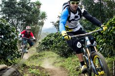 Mountain Biking Guatemala