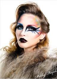 Image result for avant garde makeup