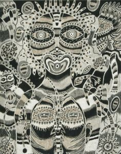 Symbolic Art, Folk Art, Disability Art, Naive Art, Visionary Art, Outsider Artists, Kinder Art, Outsider Art, Intuitive Artists