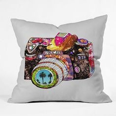 DENY Designs Bianca Green Picture This Decorative Pillow...LUV this pillow!!!