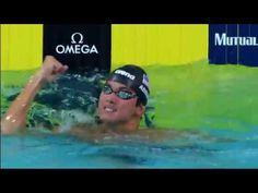 Nathan Adrian - USA Swimming Olympic Team 2016