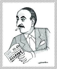 Gaetano Baldacci, 1911 - 1971, giornalista. Inviato speciale del Corriere della Sera, scrittore, nel 1956 divenne fondatore e primo direttore del neonato quotidiano milanese Il Giorno. Nel 1960 fondò ABC, settimanale di politica e costume. #AlbumMilano #IlGiorno #Corriere