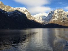 #TOURS   #SWD  #GREEN2STAY Fjord Tours  The Norway in a nutshell tour winter time. Thanks for sharing, Joanna McManus.