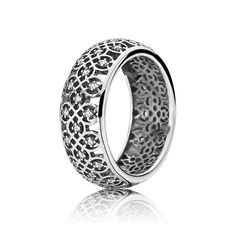 PANDORA | Anel Intricate Lattice