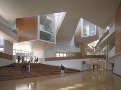 Campus Universidad Adolfo Ibañez, Arquitectos José Cruz Ovalle y Asociados (Viña del Mar, Chile)