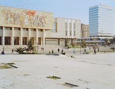 National History Museum in Tirana, Albania / Roman Bezjak
