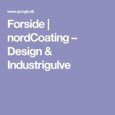 Forside | nordCoating – Design & Industrigulve