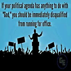 Yes Indeed! #SecularSociety #Atheism