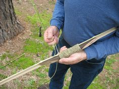 Build a Bamboo Survival Bow in 30 Minutes   Sensible Survival
