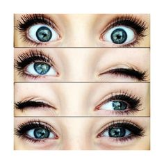 STUNNING EYES MISC ❤ liked on Polyvore featuring beauty products, makeup, eye makeup, eyeliner, eyes, beauty, pictures, photos and backgrounds