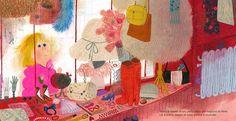 Il meraviglioso Cicciapelliccia, di Beatrice Alemagna, Topipittori, 2015
