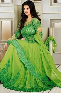 2a834e201b Bollywood Anarkali Salwar Kameez Indian Pakistani Designer Ethnic Dress Suit  HJ3 #OdInParis #SalwarKameez Anarkali