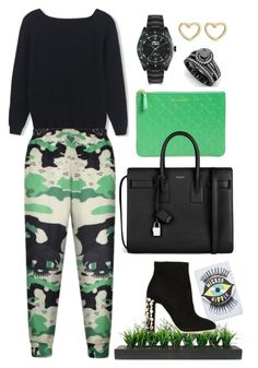"""Black + Green 