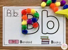 Pin By Maria Garcia On Vocales   Alphabet Activities Preschool Letters, Preschool Curriculum, Kindergarten Literacy, Learning Letters, Preschool Crafts, Fun Learning, Homeschooling, Preschool Classroom, Preschool Learning Centers