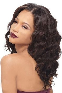 16 Inch Deep Wavy #2 Remy Human Hair Full Lace Wigs Item Code :fullwig-52 Length : 16 Inch Color : #2 Darkest Brown Hair Material : Indian Remy Hair Volume:Full Head Texture: Body Wavy Weight :100g Cap Construction: Full Lace Lace Material: Swiss Lace