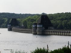 Germany: Moehnetalsperre, the most famous WWII dambusters raid target. Find out how to get there. http://easyhiker.co.uk/hiking-to-most-famous-dambusters-raid-target/
