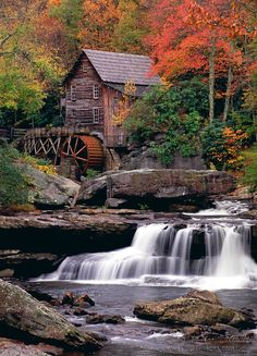 West Virginia in Autumn