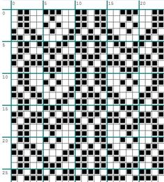 Fair Isle Knitting Patterns, Fair Isle Pattern, Knitting Charts, Easy Knitting, Knitting Stitches, Knit Patterns, Beading Patterns, Cross Stitch Patterns, Maori Patterns
