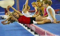 Failing to prepare is preparing to fail -- essential conditioning for gymnasts