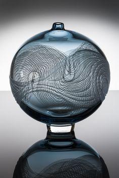 Edols & Elliott Surge Series Invitational Glass Show - Blue Rain Gallery / Santa Fe New Mexico