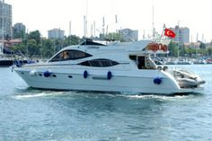 M/Y Millenium 2003 motor yacht charter in Bodrum Turkey offers 4 cabins for up to 6 guests. Reasonable rental rates, available for cruising in Turkish waters.