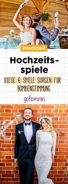 Vergiss Baumstamm sägen: DIESE 6 Hochzeitsspiele sorgen für Bombenstimmung