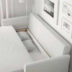 Sofa Bed For Small Spaces, Sofa Bed Frame, Cama Ikea, House Beds, Sofa Furniture, Smart Furniture, Furniture Online, Ikea Sofa, Apartments