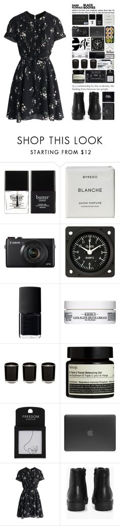 """""""But I know in my heart You're not a constant star"""" by one-styles ❤ liked on Polyvore featuring Butter London, Byredo, NARS Cosmetics, Kiehl's, Aesop, Topshop, Incase, Chicwish and Boohoo"""