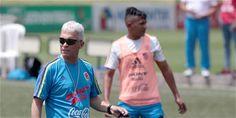 Selección Colombia Sub 17 optimista por preparación para el Mundial   Junior Sport Online