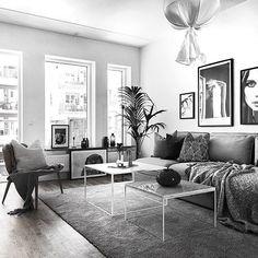 Instagram: @fromluxewithlove / Minimal Interior Inspiration #interiorgoals #minimalinterior / www.fromluxewithlove.com