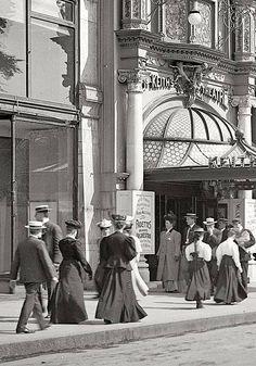 1906 Boston Vaudeville House