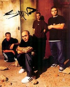 Staind- If only I could have them perform at the wedding. But we did pick a song! Staind-Tangled up in you.