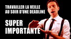 Winston Carter: Travailler la veille au soir d'une deadline SUPER IMPORT...