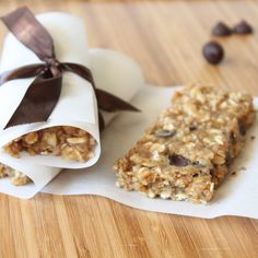 Banana Oatmeal Energy Bars -- These look delicious.  It is hard to find recipes like this without nuts or peanut butter...yippee!