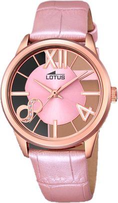 Découvrez notre produit sélectionné rien que pour vous   Montre Femme Lotus  Trendy L18306 1 58e642877034c
