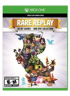94ffeb523 Rare Replay Video Games Xbox, New Video Games, Xbox One Games, Online Video