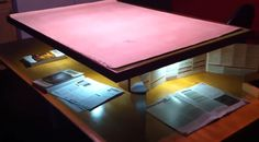 <p>This video from Jim Goings shows his custom built gaming table. I absolutely love the two-tier design approach. It removes the nuisance of people's drinks, papers, dice and general junk laying around on the table, eg; the game world! The serenity of this table cannot be understated. Sooo.. if you're …</p>
