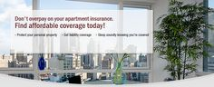 Compare free apartment insurance quotes online.