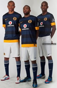 Kaizer Chiefs Nike 2012/13 Away Kit