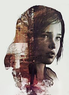 The Last of Us on Behance