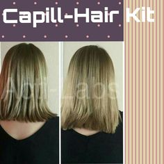Would you believe me if I told you this hair growth is in two weeks ☺#capillhair #longerhair #thickerhair #heathierhair   www.actilabswithheather.com/hair